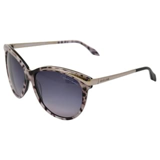 Roberto Cavalli Women's 'RC670S/S Acetate 05B' Cat-eye Sunglasses