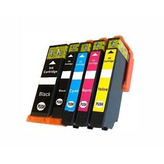 5PK (1XLK/1K/1C/1M/1Y) Replacing Canon PGI-250 CLI-251 Ink Cartridge For Canon Pixma IP7220 MG5420 MG5422 MG6320 MX722 MX922