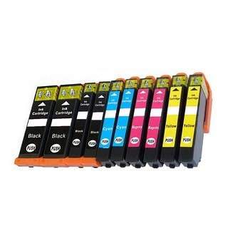 10PK (2XLK/2K/2C/2M/2Y) Replacing Canon PGI-250 CLI-251 Ink Cartridge For Canon Pixma IP7220 MG5420 MG5422 MG6320 MX722 MX922