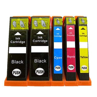 5PK (2K/1C/1M/1Y) Replacing Canon PGI-250 CLI-251 Ink Cartridge For Canon Pixma IP7220 MG5420 MG5422 MG6320 MX722 MX922