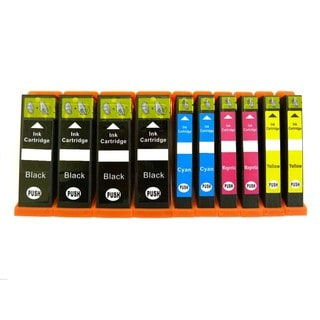 10PK (4K/2C/2M/2Y) Replacing Canon PGI-250 CLI-251 Ink Cartridge For Canon Pixma IP7220 MG5420 MG5422 MG6320 MX722 MX922