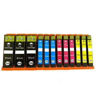 12PK (3K/3C/3M/3Y) Replacing Canon PGI-250 CLI-251 Ink Cartridge For Canon Pixma IP7220 MG5420 MG542