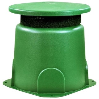 OSD Audio Omni OMSUB200 250 W RMS Outdoor Woofer - Green