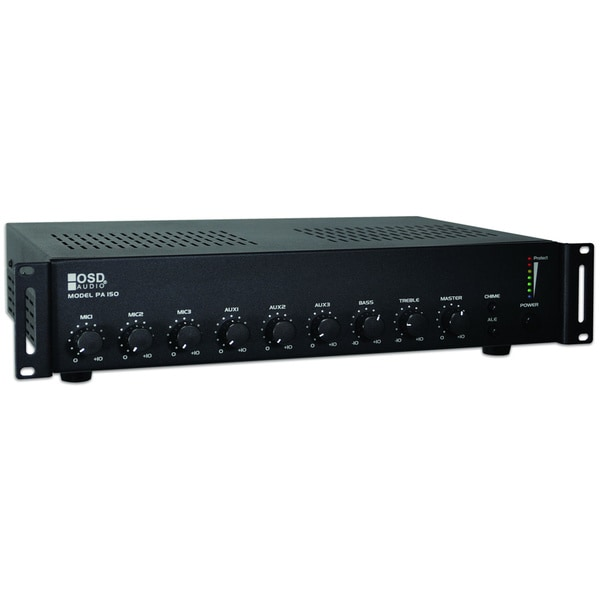 OSD Audio PA-150 Amplifier - 120 W RMS