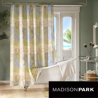 Madison Park Bayside Shower Curtain