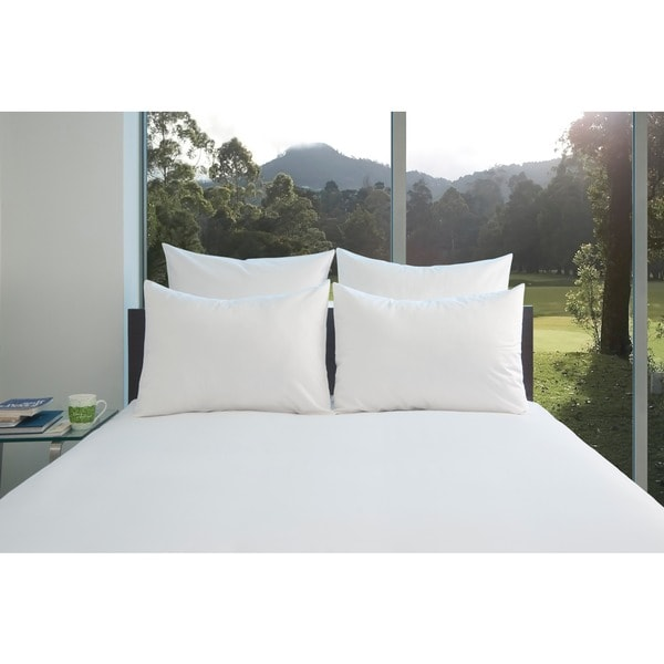 GoodNight Sleep by Welspun Cotton Top Water Resistant Mattress Pad