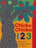 Chicka Chicka 1, 2, 3 (Hardcover)