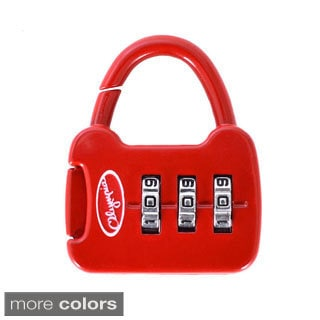 Olympia 3-dial Combination Lock