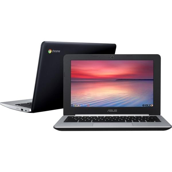 "Asus Chromebook C200MA-DS01 11.6"" LED Chromebook - Intel Celeron N283"