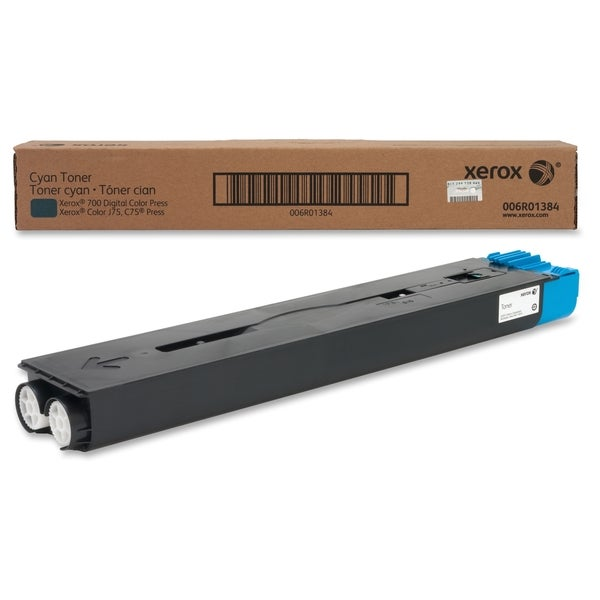 Xerox Toner Cartridge - Cyan