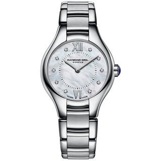 Raymond Weil Women's 'Noemia' Mother of Pearl Watch