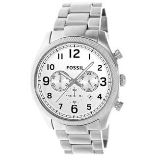 Fossil Men's FS4861 'Foreman' Stainless Steel Chronograph Watch
