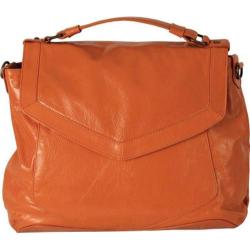 Women's Latico Cass Cross Body 7974 Orange Leather