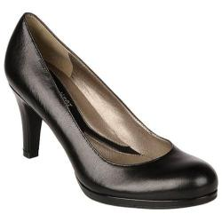 Women's Naturalizer Lennox Black Leather
