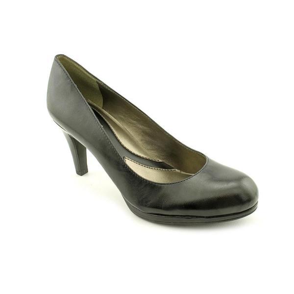 Women's Naturalizer Lennox Black Leather