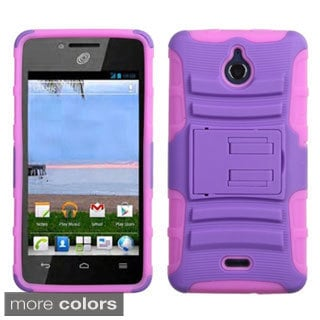 BasAcc Car Armor Stand Case for Huawei H881C Ascend Plus/ Y301 Valiant