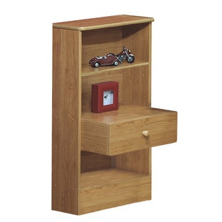 Maple Bookcase Night Stand