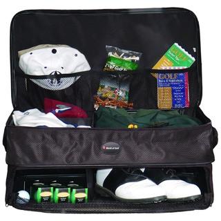 Double Layer Golf Supply Trunk Organizer
