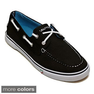 Nautica Men's 'Galley' Canvas Slip-on Boat Shoes
