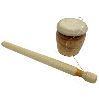 Handmade Cricket Twirl Instrument (Bali)