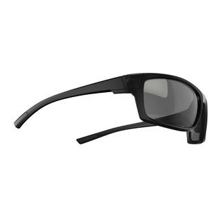 Under Armour Keepz Storm Shiny Black Polarized Performance Eyewear