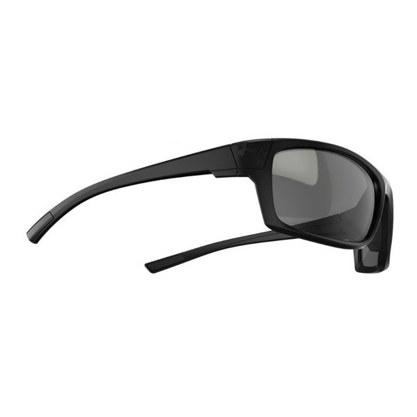 Under Armour Keepz Storm Shiny Black Polarized Performance Eyewear