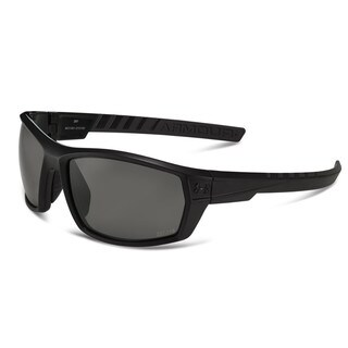 Under Armour Ranger Wounded Warrior Satin Black Performance Sunglasses