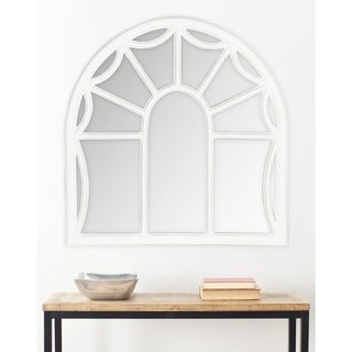 Safavieh Palladian White Mirror
