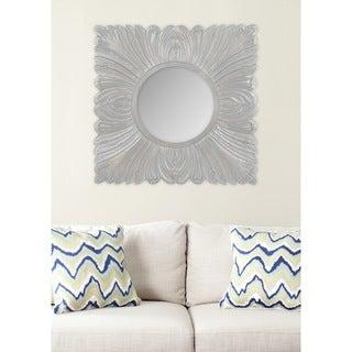 Safavieh Acanthus Grey Mirror