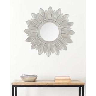 Safavieh Sunburt King Grey Mirror