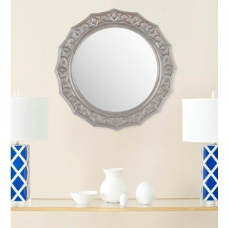 Safavieh Gossamer Lace Grey Mirror