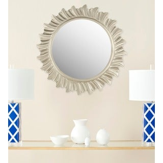 Safavieh By The Sea Burst Pewter Mirror
