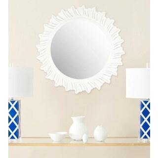 Safavieh By The Sea Burst White Mirror