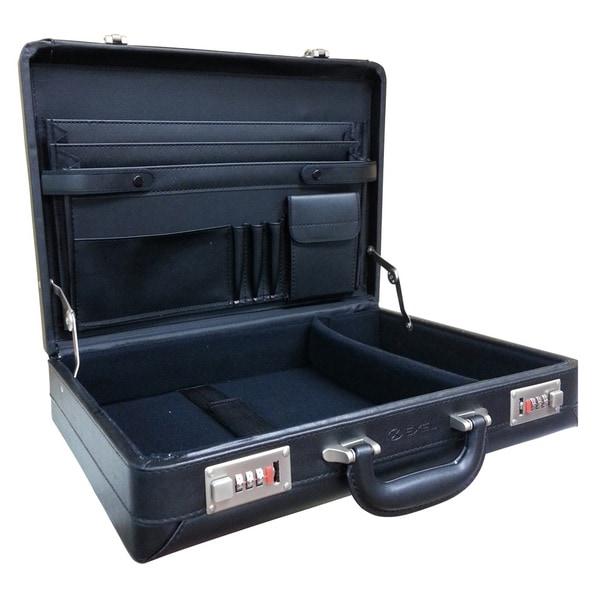 Excel 17-inch Attache Briefcase