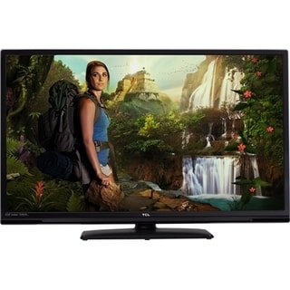 "TCL 40"" LED HDTV 1080p 60Hz Slim Television"