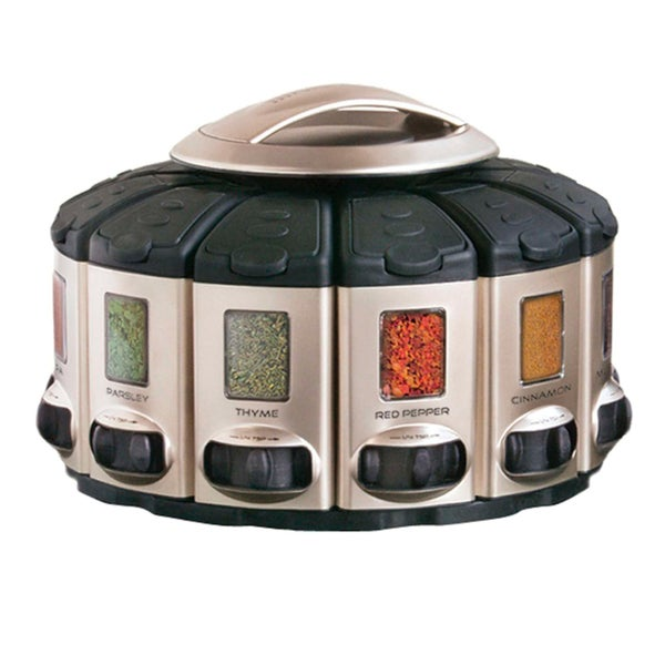 Kitchenart Auto Measure Spice Carousel