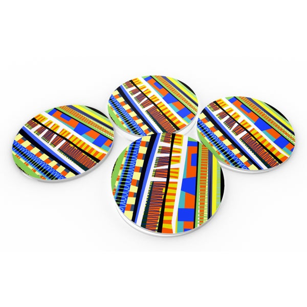 Soul Crystal Clear Glass Coaster (Set of 4 or 6) 12844056
