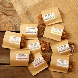Papa Steve's Assorted No Junk Raw Protein Bars