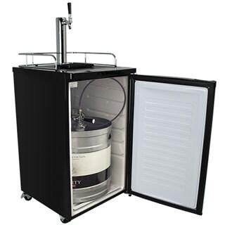 EdgeStar Wine on Tap System Keg Black Dispenser