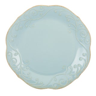 Lenox Ice Blue French Perle Dinner Plate