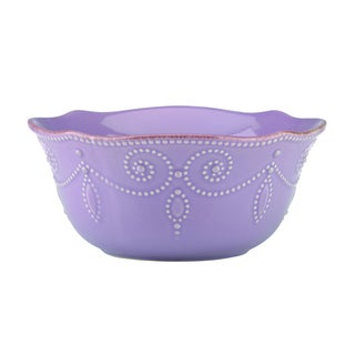 Lenox Violet French Perle All-purpose Bowl