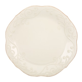 Lenox White French Perle Dinner Plate