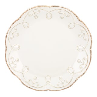Lenox White French Perle Accent Plate