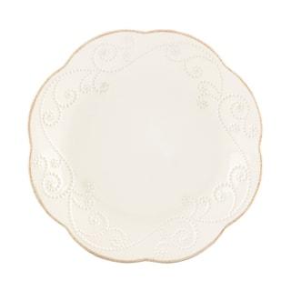 Lenox White French Perle Dessert Plate (Set of 4)