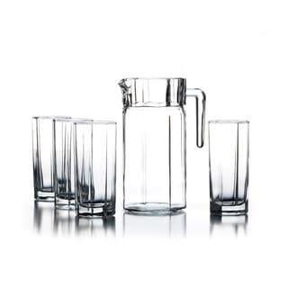 Octavia 5-piece Beverage Set