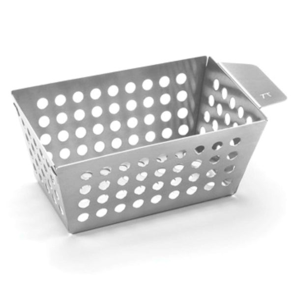 Outset Stainless Steel Small Side Basket