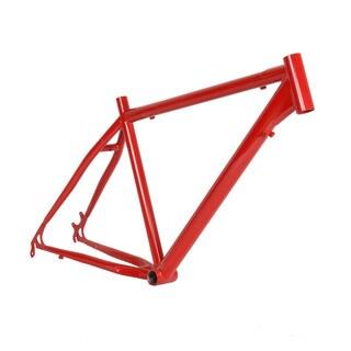 Cro-mo MTB 26 Red Frame