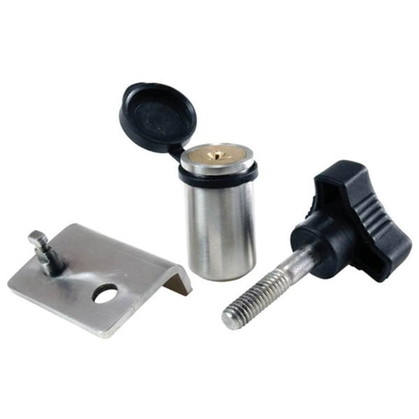 Scotty Downrigger Right Angle Gunnel Mount Lock