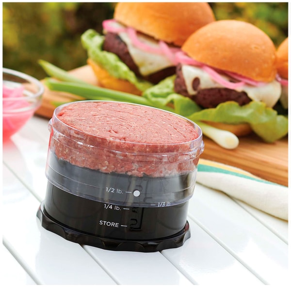 Outset Adjustable Burger Press