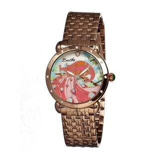 Bertha Women's Didi Multi Metal Rose Goldtone Analog Watch